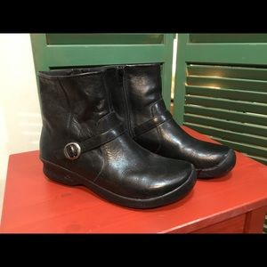 Keen Ankle Boots Black leather waterproof
